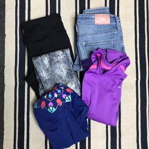 Other - Bundle of 5 Girls Clothes Size 8/9